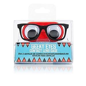 Geeky Eyes – Kontaktlinsenbehälter