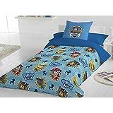 PAW PATROL - Funda nórdica Patrulla Canina cama 90 modelo 1