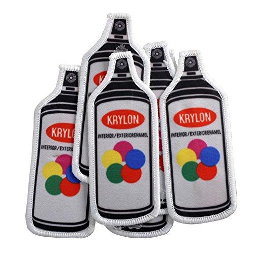 Custom Made Urban Graffiti Street Art-Stil 1 Spray Paint kann Eisen auf  Patch