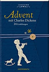 Briefbuch - Advent mit Charles Dickens: 24 Erzählungen