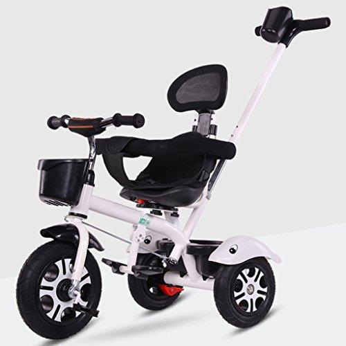&Kinderwagen Kleinkind Trike großes Baby-Kinderwagen 1-3-6 Jahre alt 2 Schaum-Rad (Farbe : 4#)