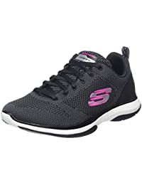 brand new 50067 ac56c Skechers Burst TR-Close Knit, Baskets Femme