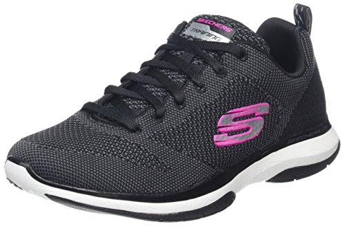 Skechers Women's Burst TR-Close Knit Trainers