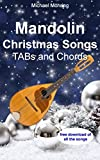 Mandolin Christmas Songs: TABs and Chords