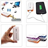 #10: DMG Portable Wi-Fi Router with 5200 mAH Power Bank, 150 Mbps 3G/4G Wireless for iPhone/iPad/Smartphones/Tablet/PSP/Skype