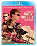 Baby Driver [Blu-Ray] [Region Free] (English audio. English subtitles)