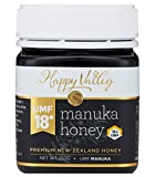 Happy Valley UMF 18+ (MGO 696+), Manuka roher Honig, 250g