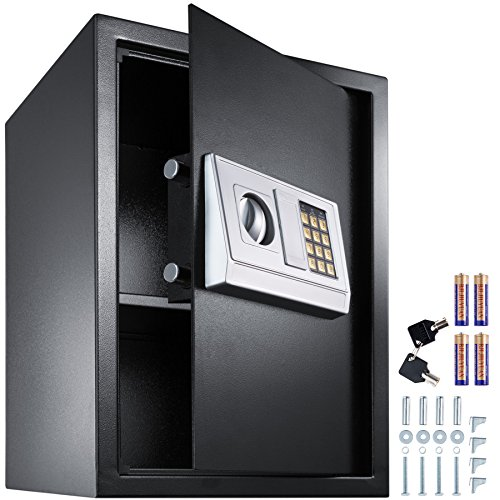 TecTake High Security Electronic Digital Home Safe...