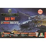 Model Kit - World Of Tanks Leopard 1 - 1:35 Scale by Italeri