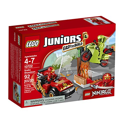 LEGO Juniors Ninjago Snake Showdown (10722) by LEGO Juniors