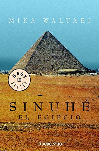 Sihuhe, el egipcio: 161 (BEST SELLER) por Mika Waltari