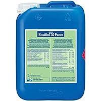 Bacillol 981127 Schnelldesinfektionsmittel 30 Foam, 5 L preisvergleich bei billige-tabletten.eu