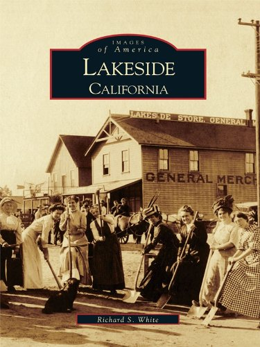 Lakeside: California (Images of America) (English Edition)