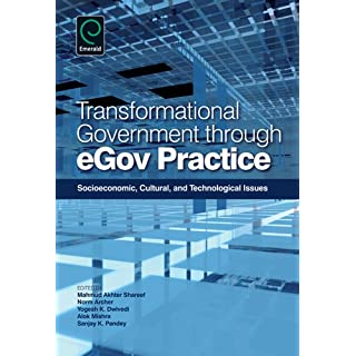 Transformational Government Through eGov:Socio-economic, Cultural, and Technological Issues