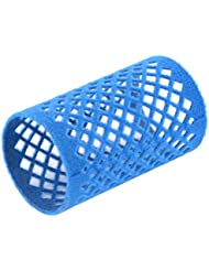 Solida Metallwickler beflockt, 36 mm, blau