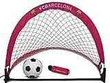 Neue Offizielle Fußball Team Mini Indoor Fähigkeiten Ziel Set (verschiedene Teams zur Auswahl) alle Ziele in offizieller Box