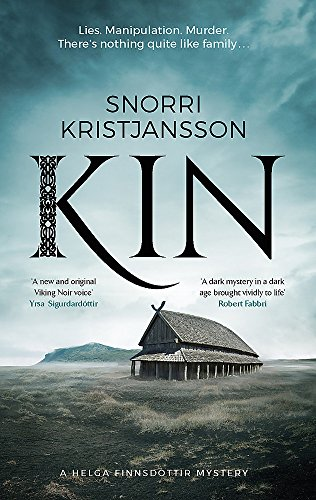 Kin (The Helga Finnsdottir Mysteries, Band 1)