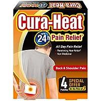 Cura-Heat Back & Shoulder Pain Heat Pack 3 preisvergleich bei billige-tabletten.eu
