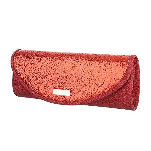 Ital-Design, Poschette giorno donna Rot