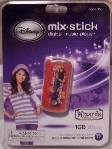 Disney Mix Stick Lights MP3 Player - Wizards of Waverly Place by Digital Blue Disney Mix Stick-mp3-player