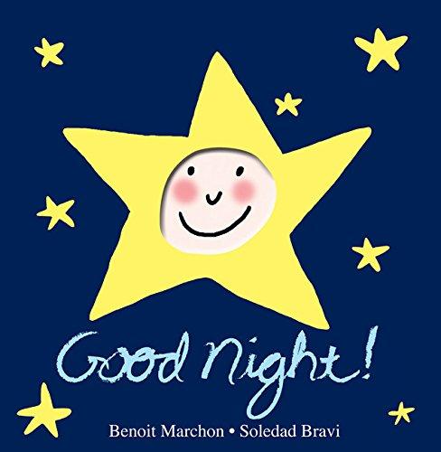 Good Night!: A Peek-a-Boo Book -