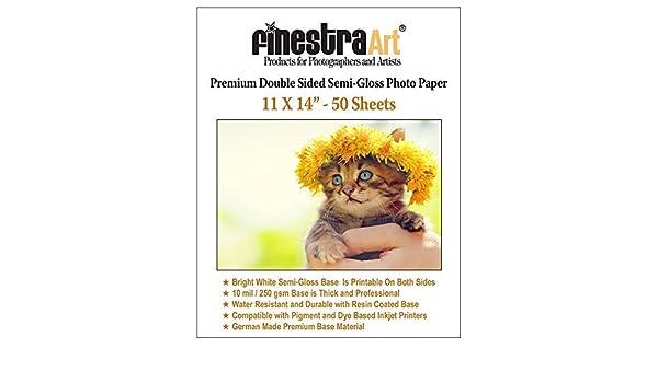 PermaJet 50824 271g Digital Gloss A3 Paper