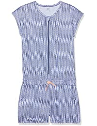 Sanetta Overall Short, Pijama de una Pieza para Niñas