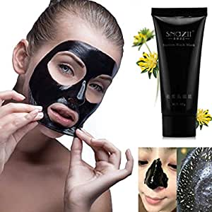 luckyfine 60 g black head ex akne peel off maske mitesser. Black Bedroom Furniture Sets. Home Design Ideas