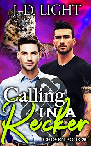 Leopard Light (Calling in a Recker: Chosen Book 26 (English Edition))