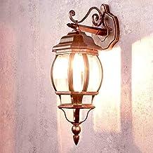 Palazzo pared exterior lámpara