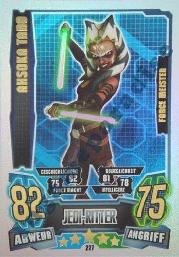 Star Wars Force Attax Clone Wars Serie 4 -