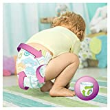 Pampers Active Fit Windeln Monatsbox, Größe 5+, 13-25kg x124 Windeln - 7