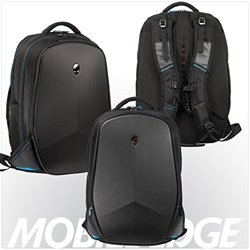 Mobile Edge Alienware 15 Inch Black Vindicator 2.0 Casual Backpack Image 2