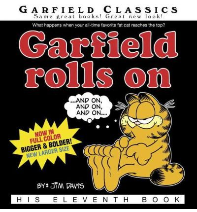 [(Garfield Rolls on)] [ By (author) Jim Davis ] [August, 2005]