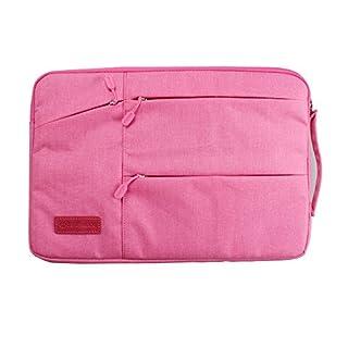 Acxeon Business Laptop Netebook Hülle Sleeve Tasche einfachen Stil Wasserabweisendes Nylongewebe Notebook Sleeve für MacBook Air / Pro Retina, Surface pro4, Ultrabook /Netbook (13