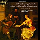 Les plus belles compositions de Henry Purcell