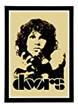 Jim Morrison Framed Poster | The Doors B - Best Reviews Guide