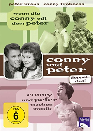 Conny und Peter (Doppel-DVD)