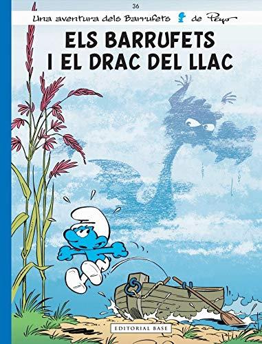 Els Barrufets i el drac del llac (Les aventures dels Barrufets)