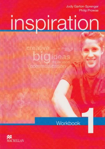 Inspiration. Beginner. Workbook. Per le Scuole superiori