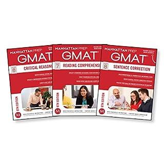 GMAT Verbal Strategy Guide Set (Manhattan Prep GMAT Strategy Guides)