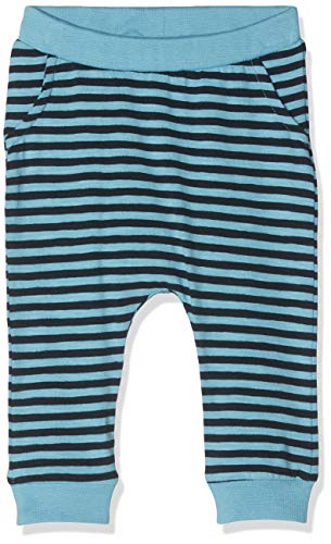 NAME IT Baby-Jungen Hose NBMRESON Pant Box, Blau (Delphinium Blue), 86
