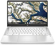 "HP Chromebook bärbar dator 14a-na0008no (14"", Pentium Silver N5030 quad, 4GB ram, 64GB eMMC) Svenskt tang"