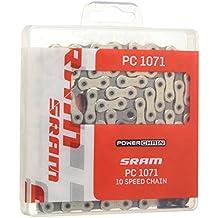 """Sram - Cadena Crt/Mtb Pc1071 Hollow Pin 114 Eslabones Power Lock"""" 10V"""""""