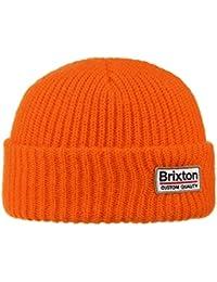 77ee3bbec45 Amazon.co.uk  Brixton - Skullies   Beanies   Hats   Caps  Clothing