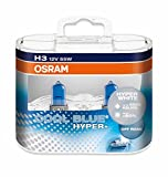 Osram 62151CBH+-HCB Cool Blue Hyper+, H3, Duo Box