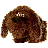 Mascotas (The Secret Life of Pets) - Duke, perro marron oscuro 19cm -