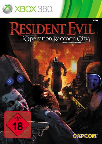 Resident Evil - Operation Raccoon City - Horror 360 Xbox