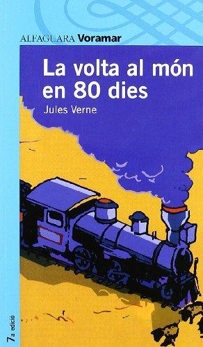 La volta al mon en 80 dies por Jules Verne