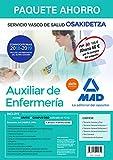 Paquete Ahorro Auxiliar de Enfermería de Osakidetza. Ahorro de 66 € (incluye...